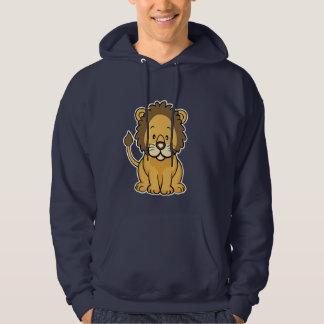 Lion hjoodie hoodie