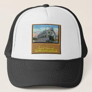 Lion House Salt Lack City Trucker Hat