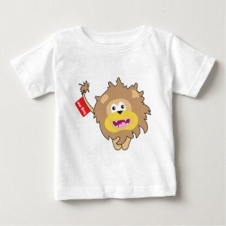Lion - Hug Me Baby T-Shirt