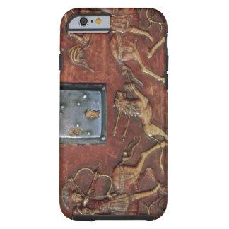 Lion Hunt, plaque from a Byzantine casket, 11th ce Tough iPhone 6 Case