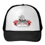 Lion Hunter Ship Trucker Hat