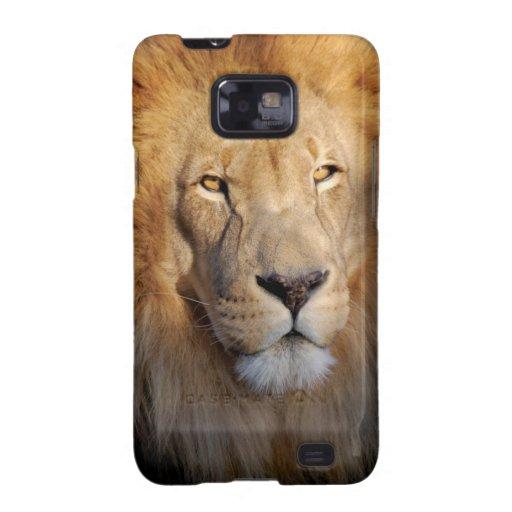 Lion Images Samsung Galaxy Case