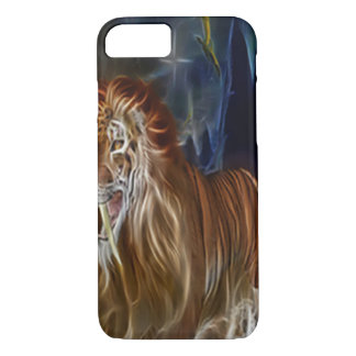 Lion in a dream iPhone 8/7 case