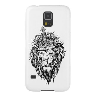 Lion in crown galaxy s5 case