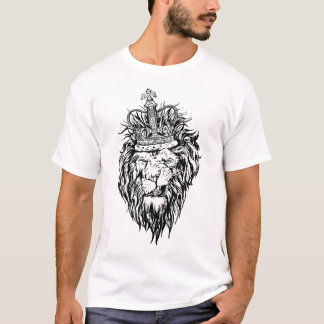 Lion in crown T-Shirt