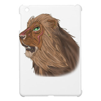Lion in the Wind Case For The iPad Mini