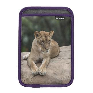 Lion iPad Mini sleeve