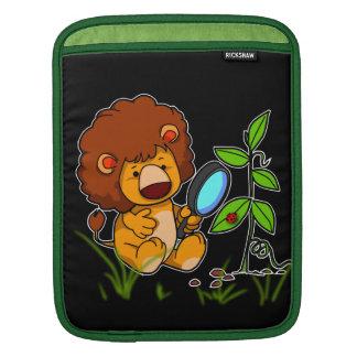 Lion iPad Sleeve