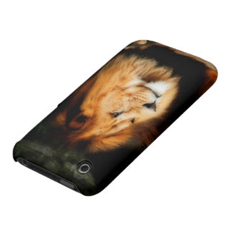 Lion iPhone 3 cover