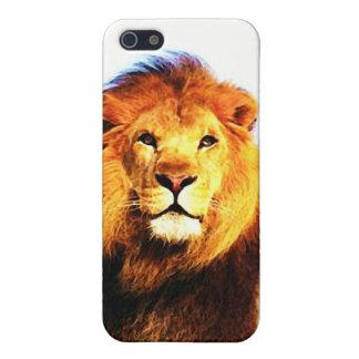 Lion iPhone 5C Cases