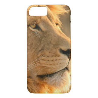 Lion is known to be the King of Beasts iPhone 7 Case