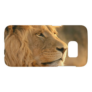 Lion is known to be the King of Beasts Samsung Galaxy S7 Case