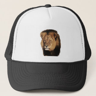 Lion is the New Black T-Shirt Trucker Hat