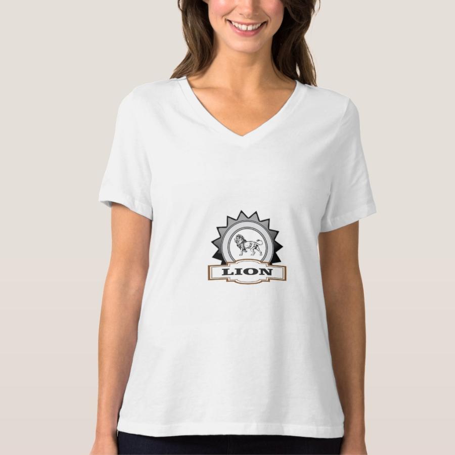 lion jags art T-Shirt - Best Selling Long-Sleeve Street Fashion Shirt Designs