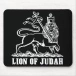 LION JUDAH mousepad_horizontal Mouse Pad