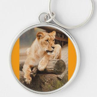 LION KEYCHAIN
