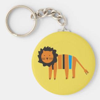 Lion, Keychain