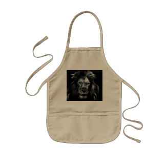 Lion Kids' Apron