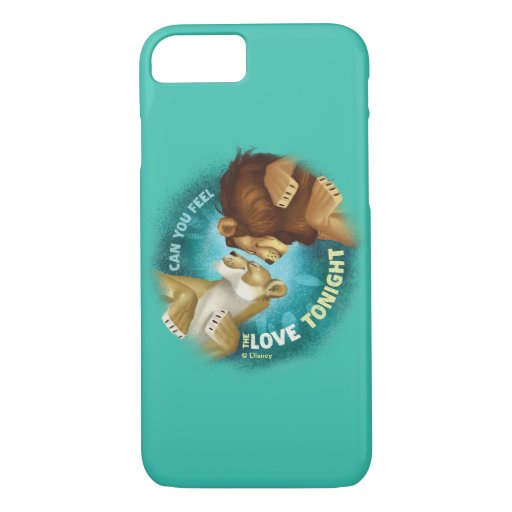 Lion King | Can You Feel The Love Tonight iPhone 8/7 Case