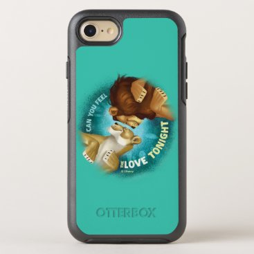Lion King   Can You Feel The Love Tonight OtterBox Symmetry iPhone 8/7 Case