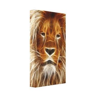 Lion king canvas print