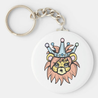 Lion King!  Customizable! Keychain