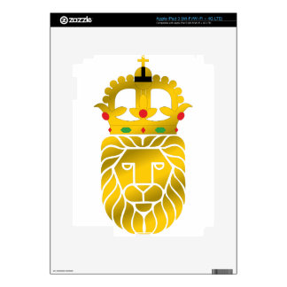 lion king decals for iPad 3