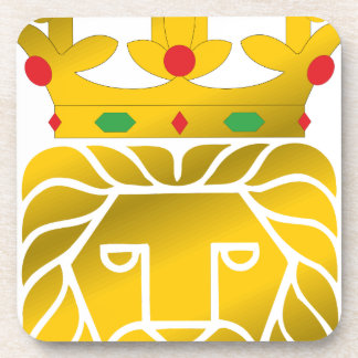 lion king drink coaster