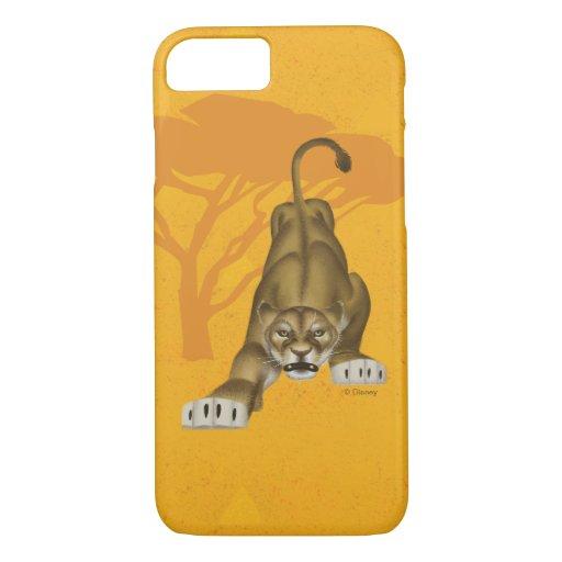 Lion King | Fierce Nala iPhone 8/7 Case