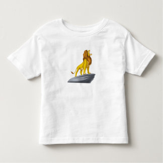 Lion King Mufasa Roaring Disney Toddler T-shirt