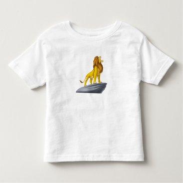 Disney Themed Lion King Mufasa Roaring Disney Toddler T-shirt