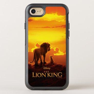 Lion King   Mufasa & Simba At Sunset OtterBox Symmetry iPhone 8/7 Case