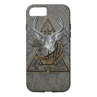 Lion King? No...Deer King rules! iPhone 8/7 Case