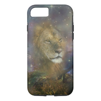 Lion King of Jungle Beasts iPhone 7 Case