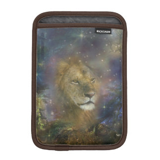 Lion King of Jungle Beasts Sleeve For iPad Mini