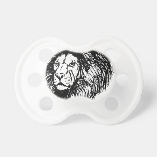 lion - king of the jungle pacifier