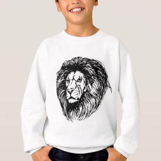 lion - king of the jungle sweatshirt