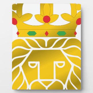 lion king plaque