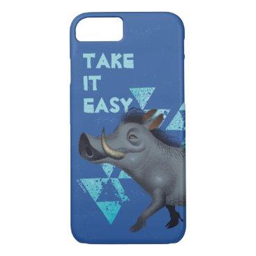 Lion King   Pumbaa The Warthog iPhone 8/7 Case
