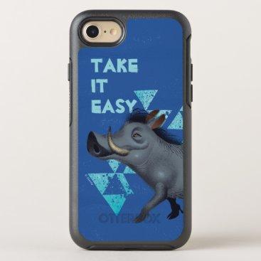 Lion King   Pumbaa The Warthog OtterBox Symmetry iPhone 8/7 Case