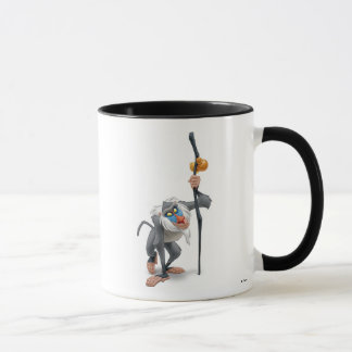 Lion King Rafiki standing Disney Mug