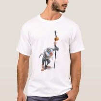 Lion King Rafiki standing Disney T-Shirt