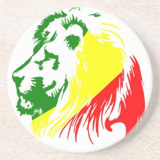 LION KING SANDSTONE COASTER