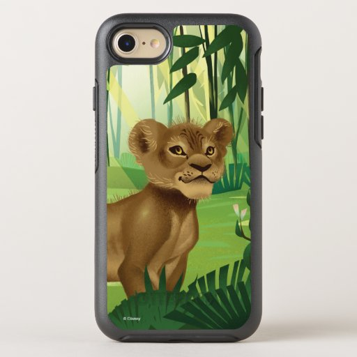 Lion King | Simba In The Jungle OtterBox Symmetry iPhone 8/7 Case