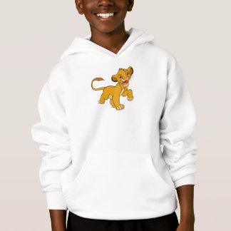 Lion King Simba walking Disney Hoodie