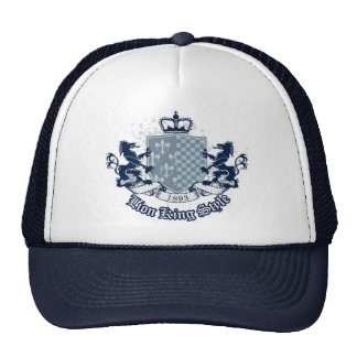 Lion King Style Trucker Hat
