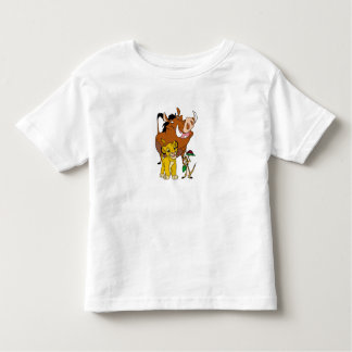 Lion King Timon Simba Pumba with ladybug Disney T-shirts
