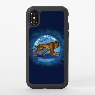 Lion King   Walk On The Wild Side Speck iPhone XS Case