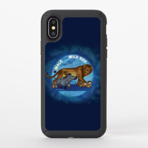 Lion King | Walk On The Wild Side Speck iPhone XS Case