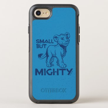 Lion King   Young Simba Sketch OtterBox Symmetry iPhone 8/7 Case